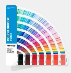 PANTONE Color Bridge Guide Coated (Plus Series 2019)