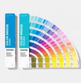 PANTONE Color Bridge Guide Coated / Uncoated (Plus Series 2019)