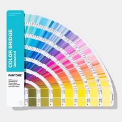 PANTONE Color Bridge Guide Uncoated (Plus Series 2019)
