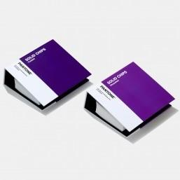 PANTONE Solid Chips Coated/Uncoated (Plus Series 2019-dvě knihy)