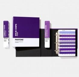 PANTONE Solid Color Set (Formula Guide + Solid Chips 2019)