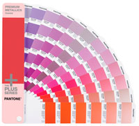PANTONE Premium Metallics Coated (Plus Series)